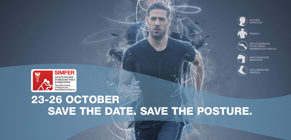 23-26 OCTOBER SAVE THE DATE. SAVE YOUR POSTURE.