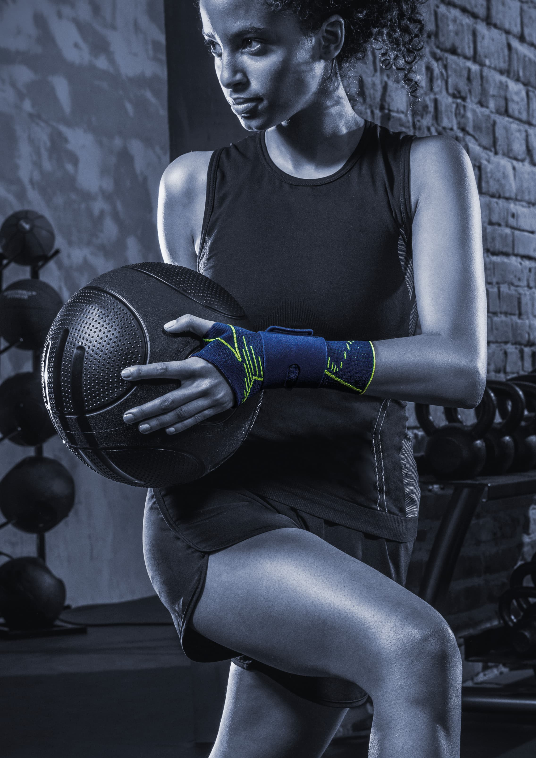 La nuova polsiera Manumed® active della linea Medi E+Motion