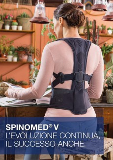 Spinomed V: l'evoluzione continua, il successo anche